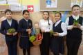 Коллектив 6 класса-победитель-1 Место