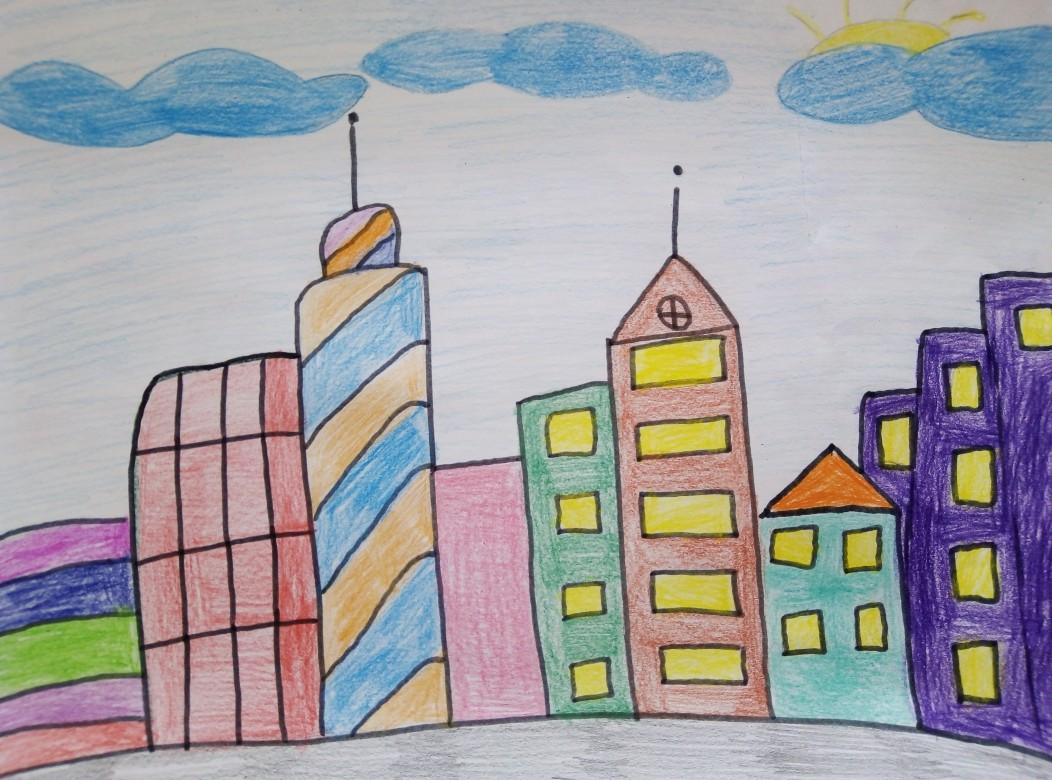 нарисовать город моей мечты картинки принято считать совсем
